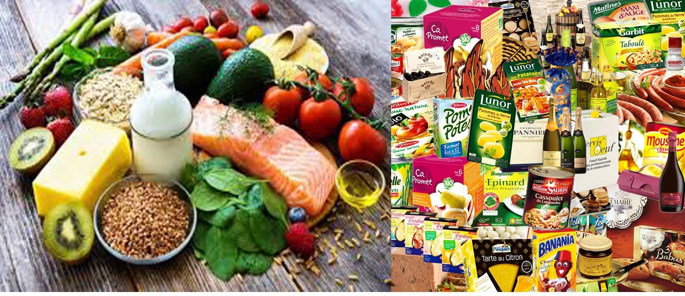 Évolution de l'alimentation sur les 70 dernières années, un choix de société