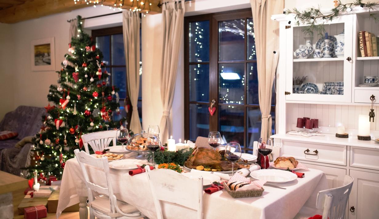 Quels achats pour votre repas de Noël ?