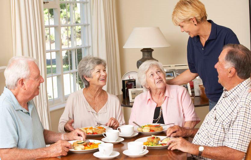 Alimentation personne âgée
