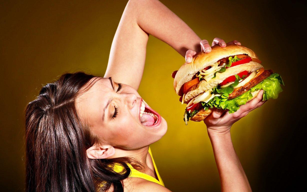 Manger toujours plus