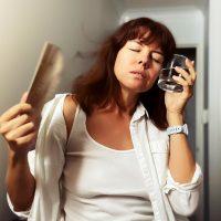 femme ménopause et pratiques alimentaires