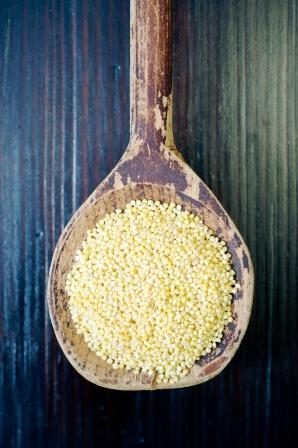 Grains de millet
