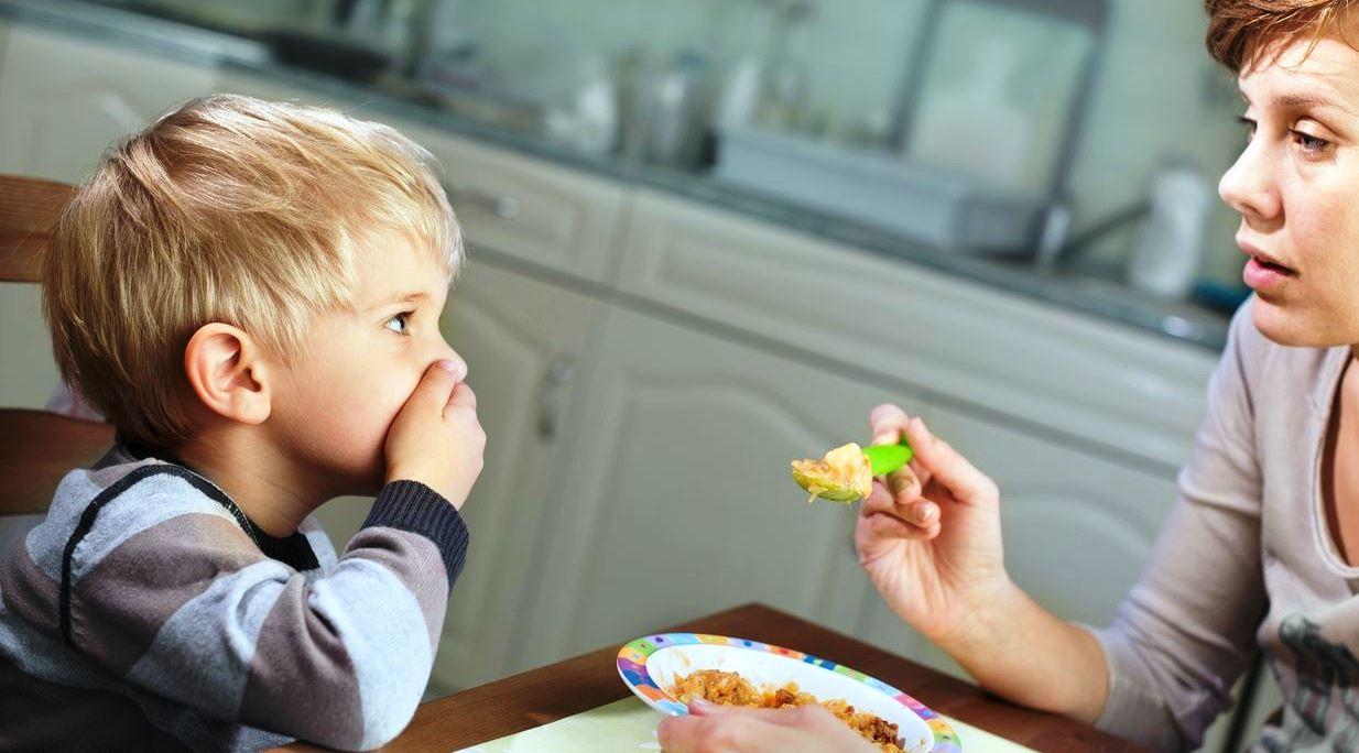 Mon enfant est difficile et ne veut pas goûter de nouveaux plats