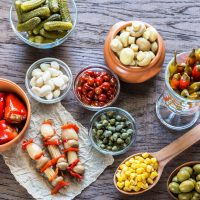 Assortiment de pickles