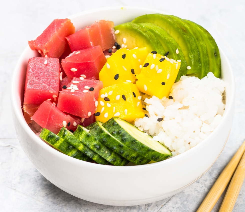 Que manger durant l'été et pourquoi